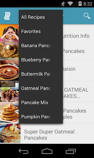 Code Triche Pancake Recipes Free APK MOD screenshots 2