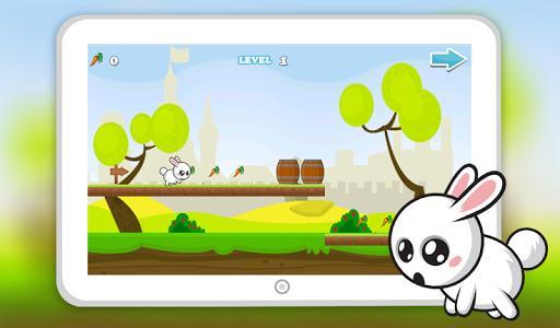 Tom Bunny Run Dash screenshot 0