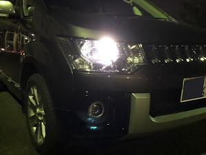 デリカD:5 CV2W 2013年式 M 2WDのカスタム事例画像 かなそうさんの2020年10月31日22:34の投稿