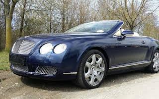 Bentley Continental GT Cabriolet Rent Niedersachsen