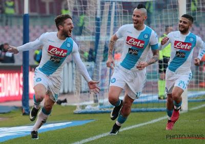 Napoli is vol vertrouwen voor het Champions League treffen met Real Madrid