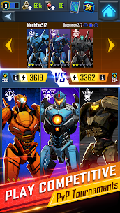 Pacific Rim Breach Wars – Robot Puzzle Action RPG MOD 1.4.1 (Instant Win) Apk 1