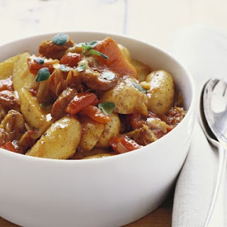 Spanish Potatoes.