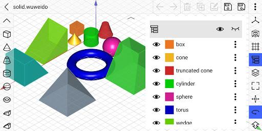 Foto do Free CAD 3D Modeling - Wuweido