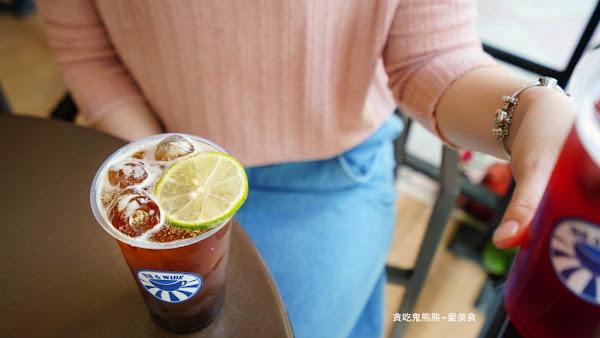 訪.玩咖啡 三多興中店