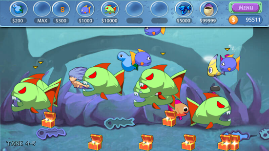 Pocket Aquarium Screenshot