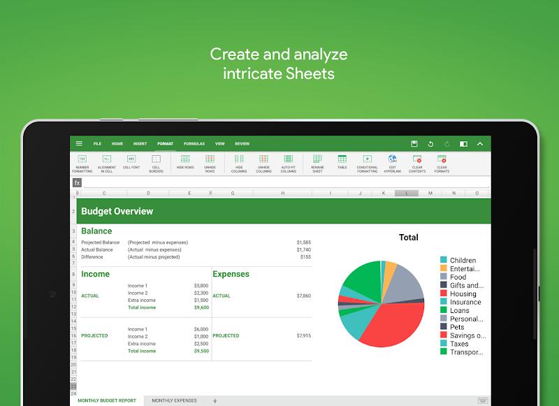 OfficeSuite Pro + PDF Screenshot 9