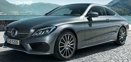 mercedes c coupe car leasing