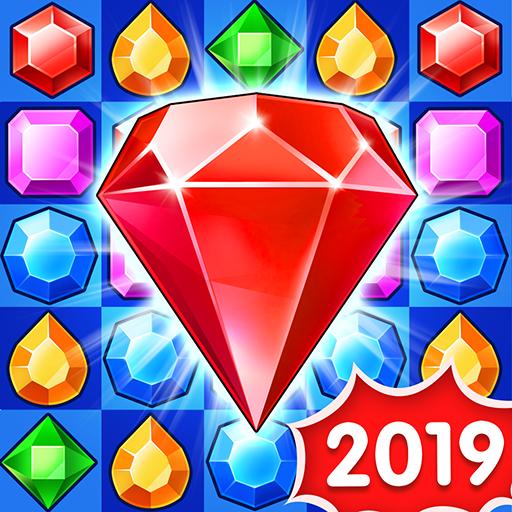Jewel Legend: три в ряд игры без интернета
