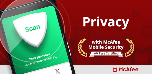 free mcafee mobile security for android