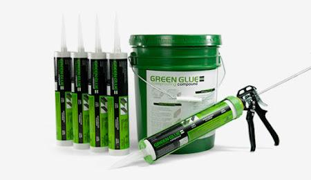 NIEUW: Green Glue