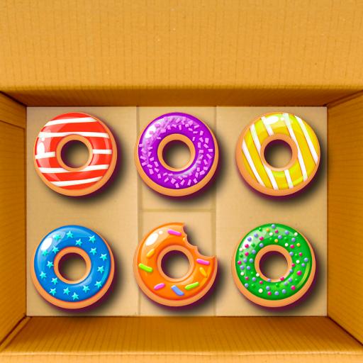 Match 3: Donuts!
