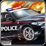 Bank Robbery Crime Police - Chasing Shooting Game Icon