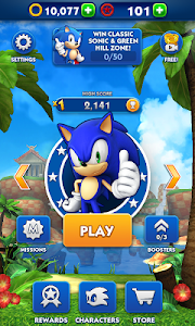 Sonic Dash 3.8.4.Go (Mod)