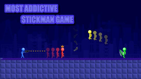 Stick Man Game