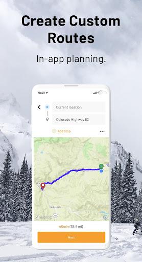 REVER: GPS, Navigation, Discover, Maps & Planner screenshots 5