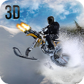 Snow Bike Rider Racing Fever