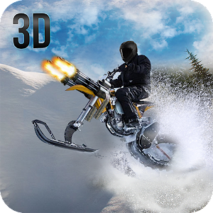 Snow Bike Rider Racing Fever for PC and MAC