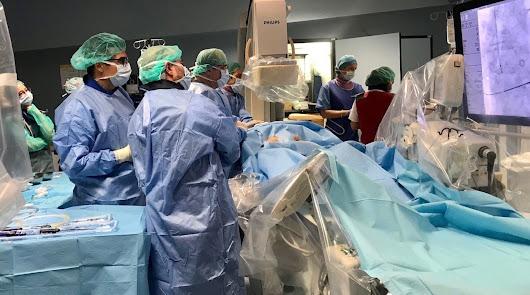 El Hospital Torrecárdenas registra una donación múltiple de órganos