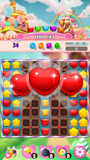My Jelly Bear Story: New candy puzzle 1.2.1 screenshots 1