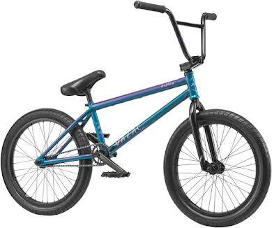 "Radio 2019 Valac 20"" Complete BMX Bike 20.75"" TT Cyan Purple Fade alternate image 8"