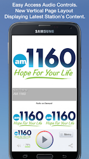AM 1160- screenshot thumbnail