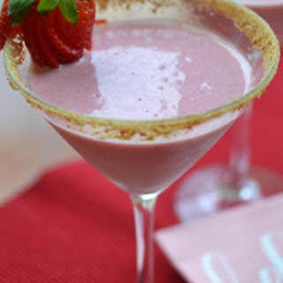 Strawberry Cheesecake Drink Alcohol Recipes.