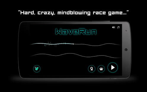 WaveRun Screenshot