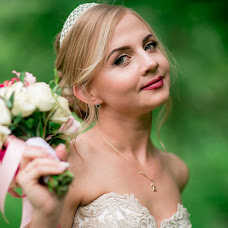 Wedding photographer Yana Krutikova (IanaKrutikova). Photo of 08.09.2017