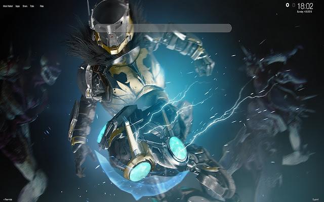 Destiny 2 Shadowkeep Wallpapers Tab