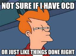 OCD Memes (5+ List)
