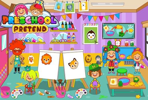 Pretend Preschool - Kids School Learning Games  screenshots EasyGameCheats.pro 4