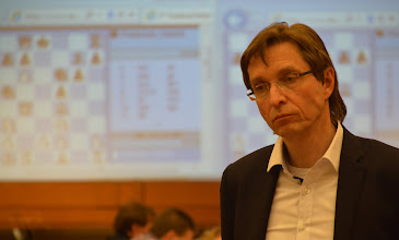 Photo: Nummer 7 der Setzliste: GM Stefan Kindermann (AUT)