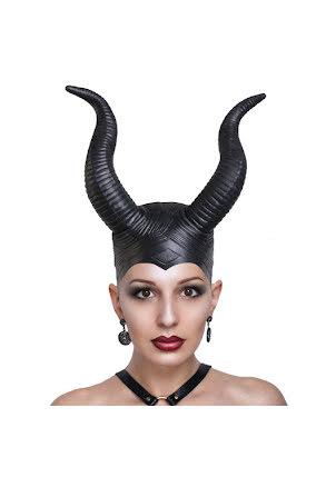 Mask, horn