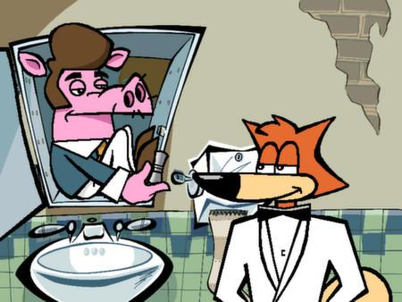 Spy Fox Operation Ozone- screenshot