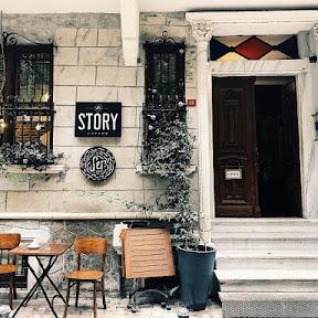 トルコ・イスタンブールのアジア側で見つけたモダンでおしゃれなカフェ「Story Coffee」