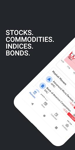 Stoxy PRO - Stocks, Markets & Financial News screenshot 1