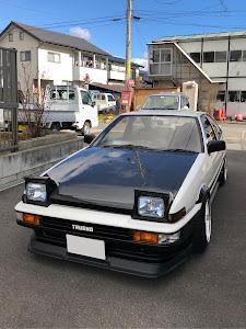 スプリンタートレノ AE86 1986年式  GT-APEXのカスタム事例画像 🌸にゃんこたろう🐾さんの2018年12月08日14:34の投稿