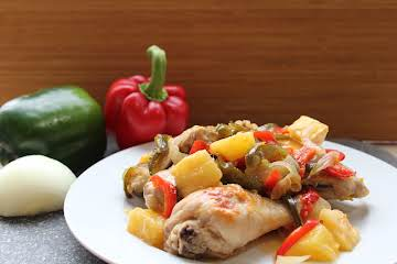 Super Easy 2-for-1 Sweet and Sour Duck Sauce Chicken Recipe