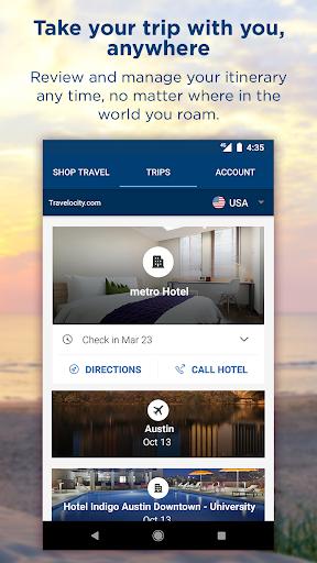 Travelocity Hotels & Flights 18.32.0 screenshots 5