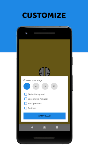 Brain + : Make Numbers Counted android2mod screenshots 2