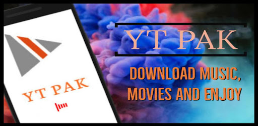 Download your favorite songs, videos and movies from YT PAK app.