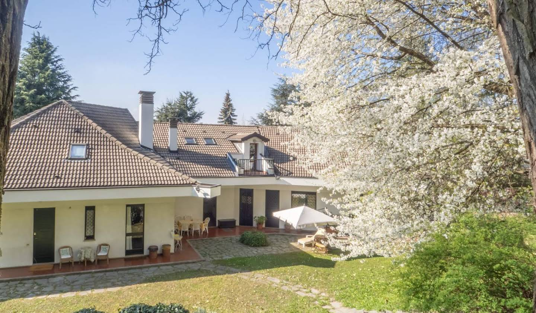 Villa avec jardin et terrasse Turin