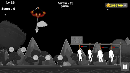 Archer's bow.io  gameplay | by HackJr.Pw 17