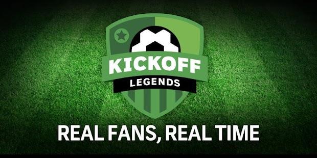 Kickoff Legends - náhled