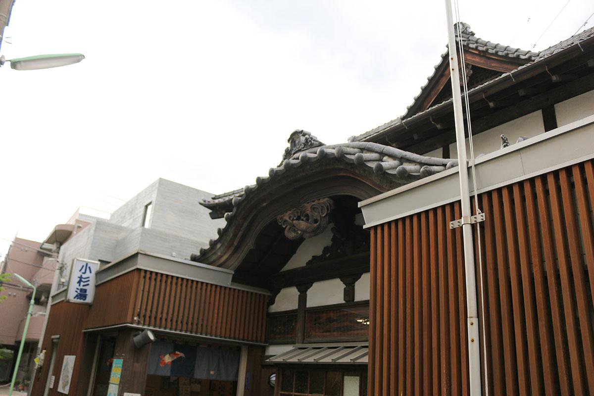 高円寺の老舗銭湯・小杉湯