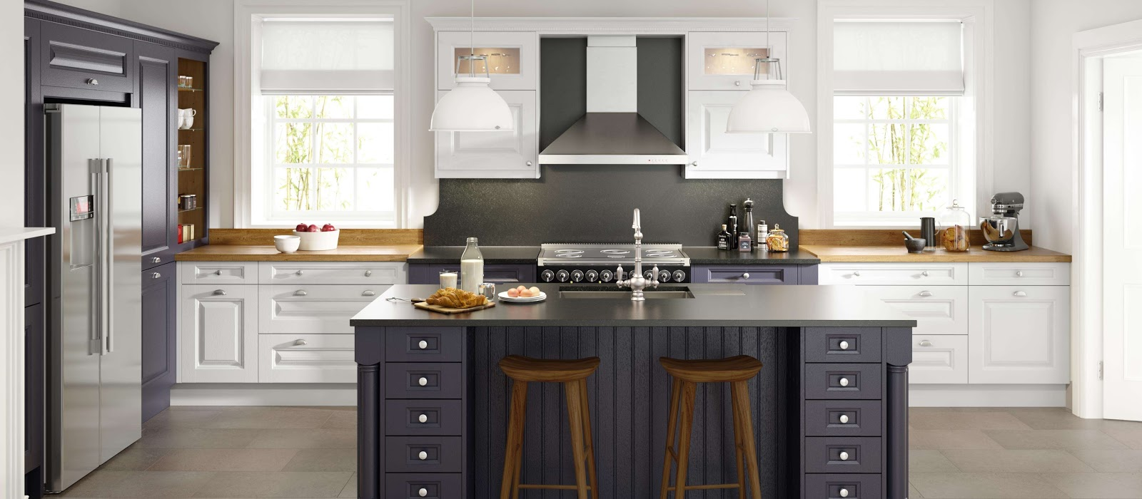 Welford Kitchen Designs & Installations | Heart Kitchens