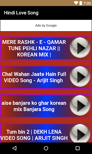 Download Hindi Love Song Google Play softwares - a1kTf5Pwcowe | mobile9