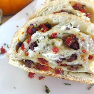 Mediterranean Olive Loaf.