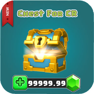 Chests For Clash Royale: Simulator for PC